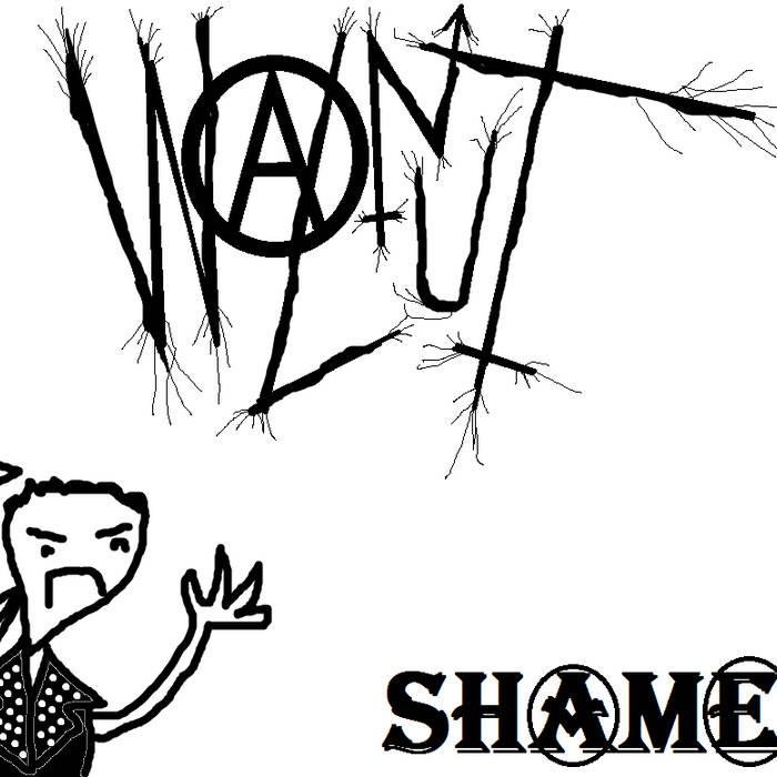 WALNUT SHAME E.P. cover art