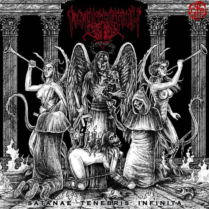 Satanae Tenebris Infinita cover art