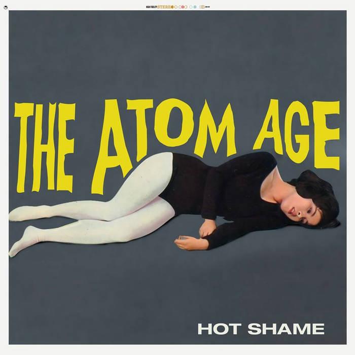 Hot Shame cover art