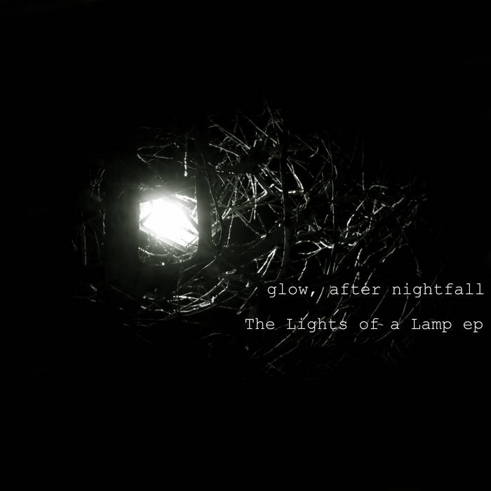 The Lights of a Lamp ep cover art