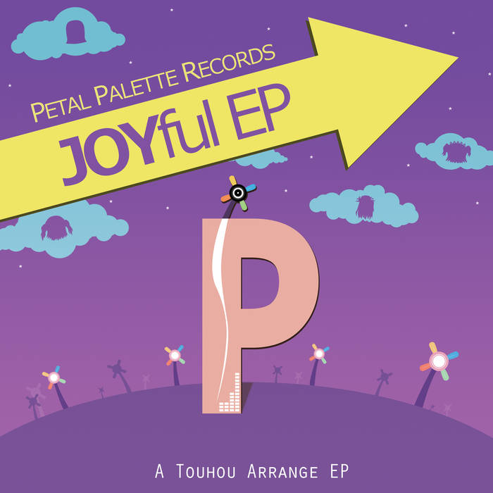 JOYful EP cover art