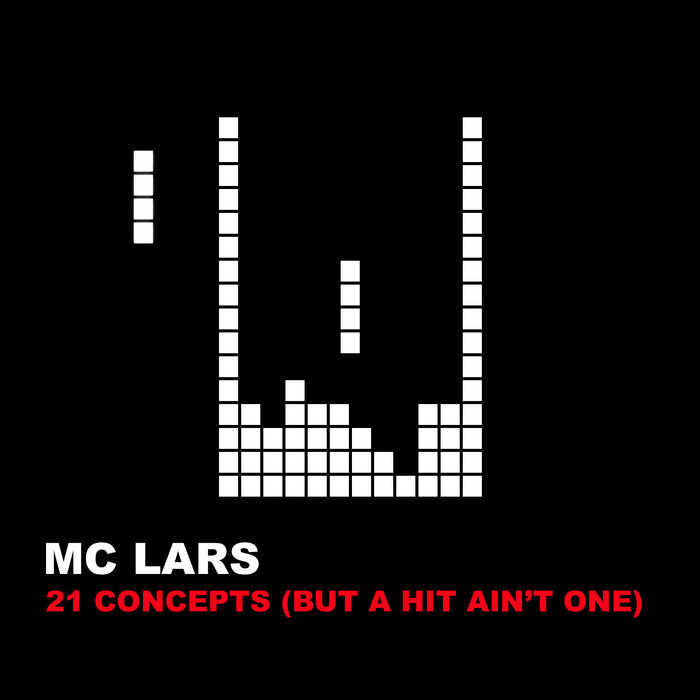 21 Concepts (But a Hit Ain't One) cover art