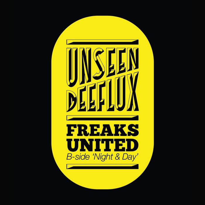 Freaks United cover art