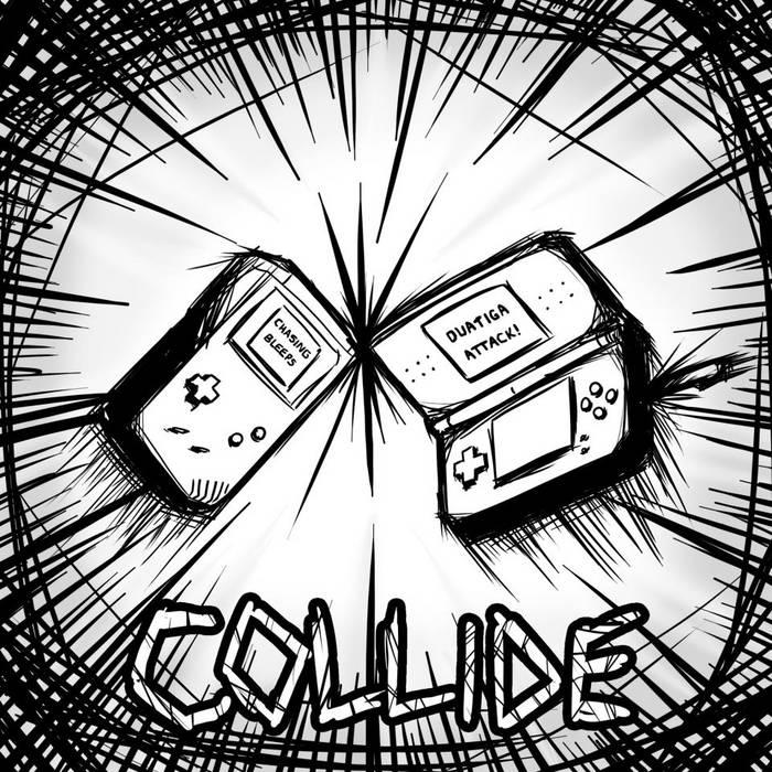 Collide cover art