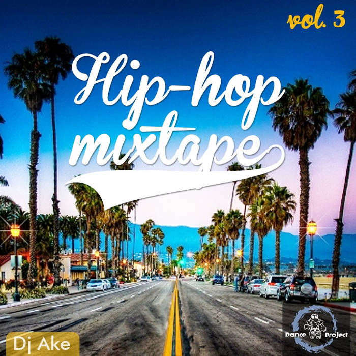 Hip-Hop Mixtape vol.3 cover art