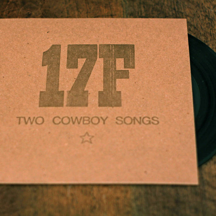 TWO COWBOY SONGS cover art