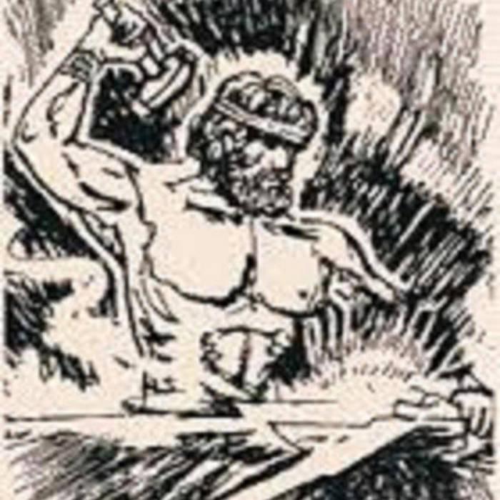 Anvil Of The Gods cover art