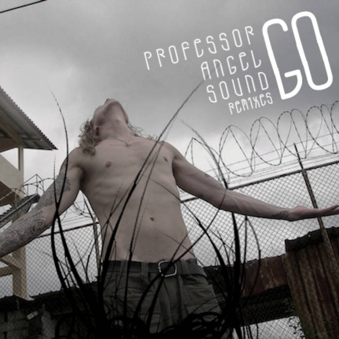 Professor Angel Sound Remixed cover art