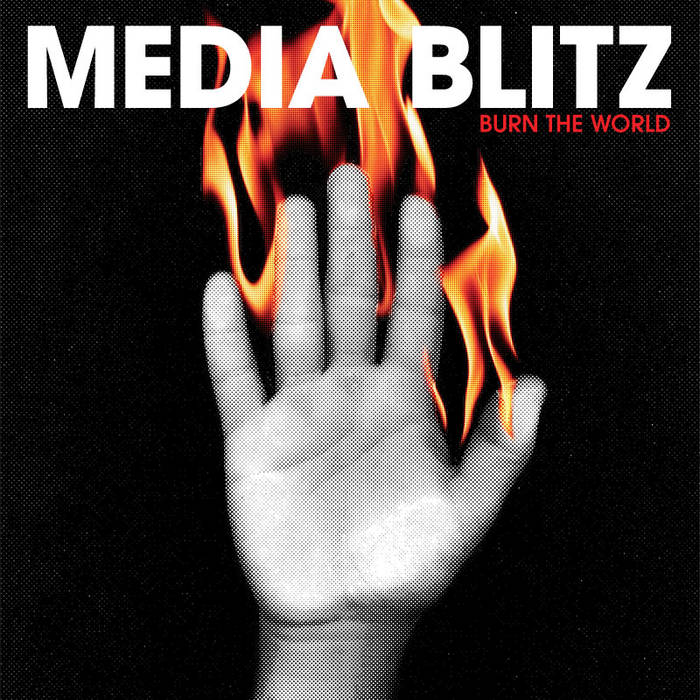 Burn The World cover art