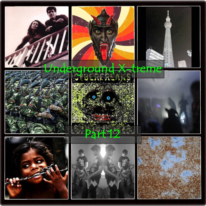 SNN 016 - Underground X-treme Part 12 cover art