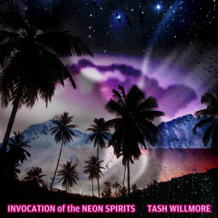 INVOCATION of the NEON SPIRITS cover art