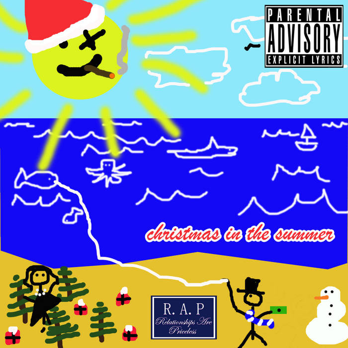Christmas in the Summer cover art