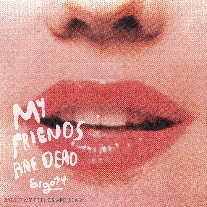 My Friends Are Dead cover art