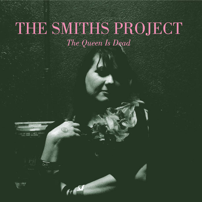 The Queen Is Dead cover art
