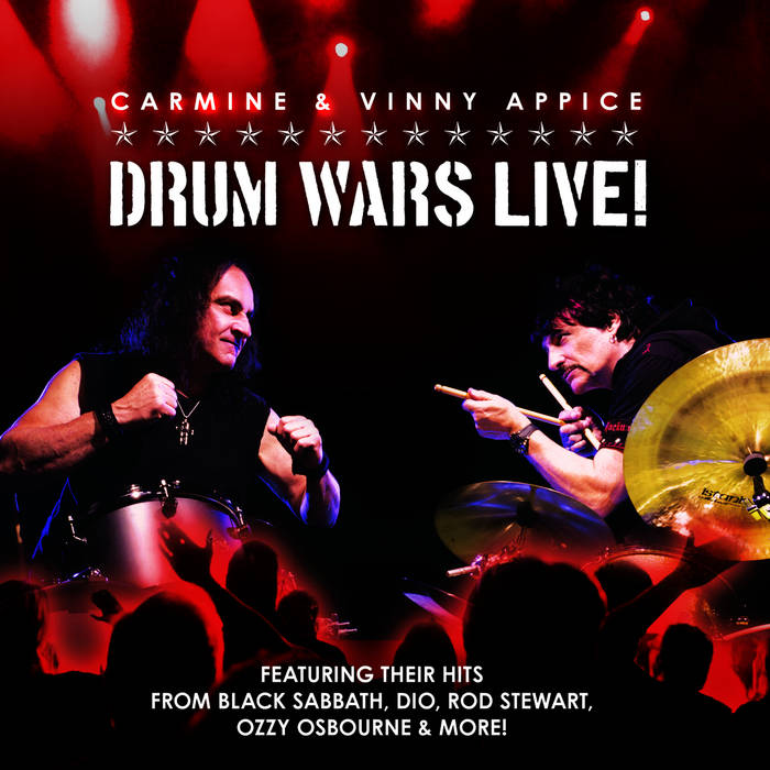 Drum Wars Live! cover art