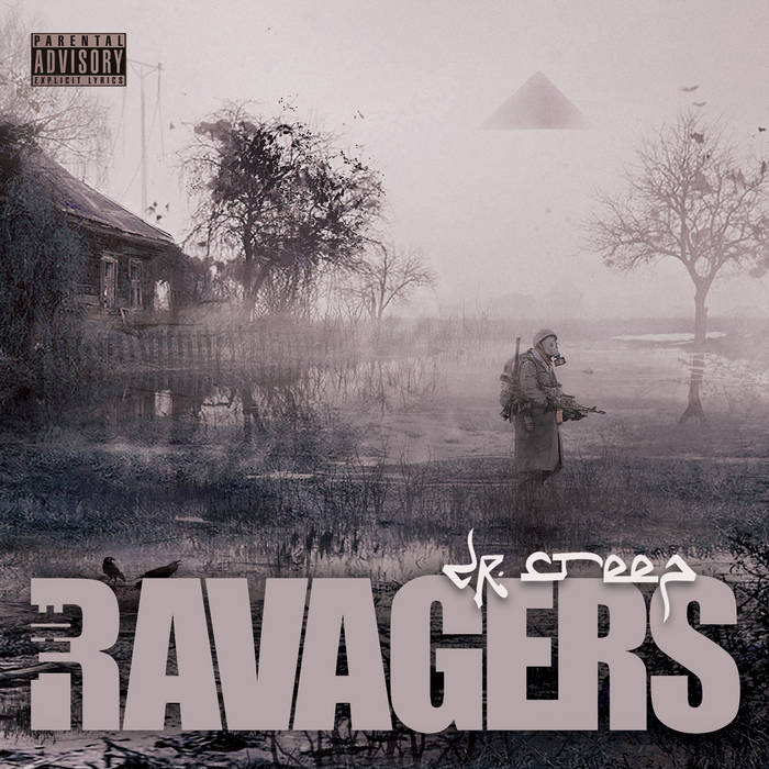 THE RAVAGERS cover art