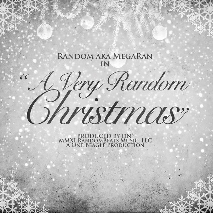 A Very Random Christmas cover art