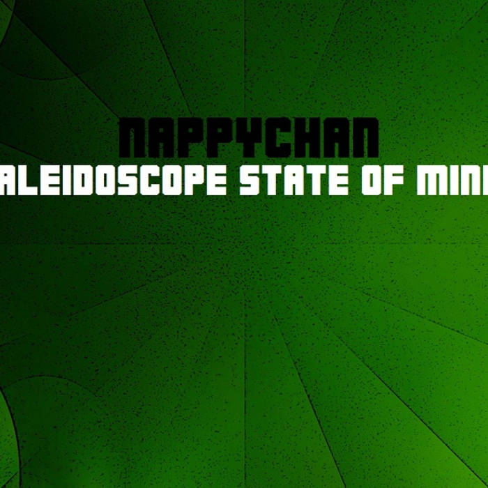 kaleidoscope state of mind cover art