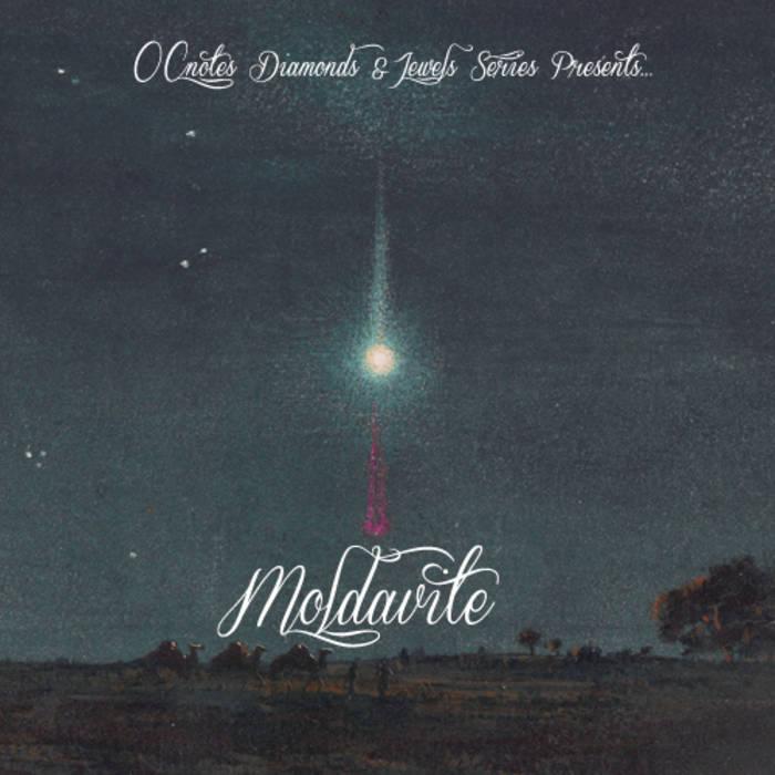 Moldavite cover art