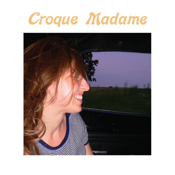 CROQUE MADAME cover art
