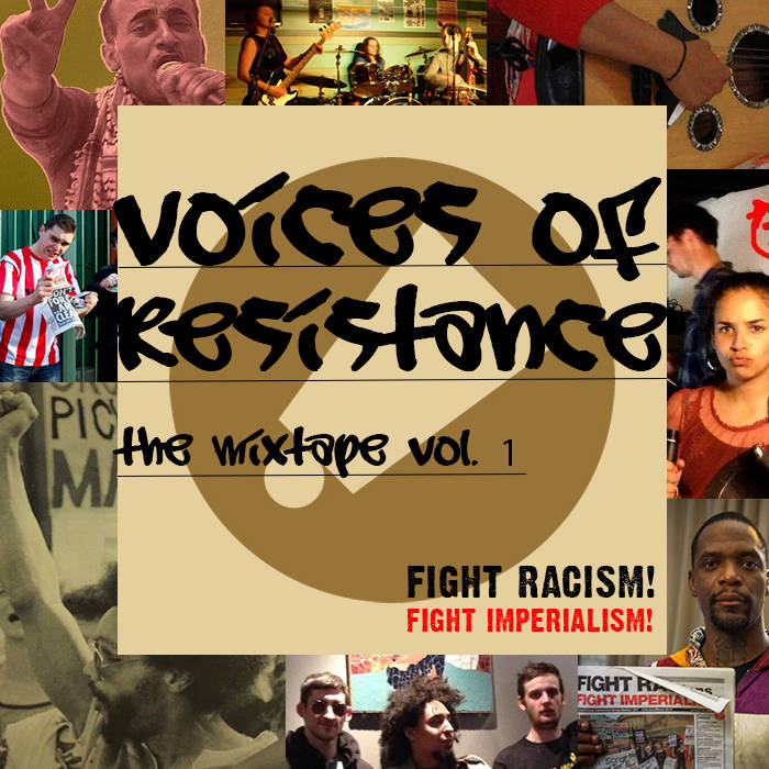 Voices of Resistance - The Mixtape vol. 1 cover art