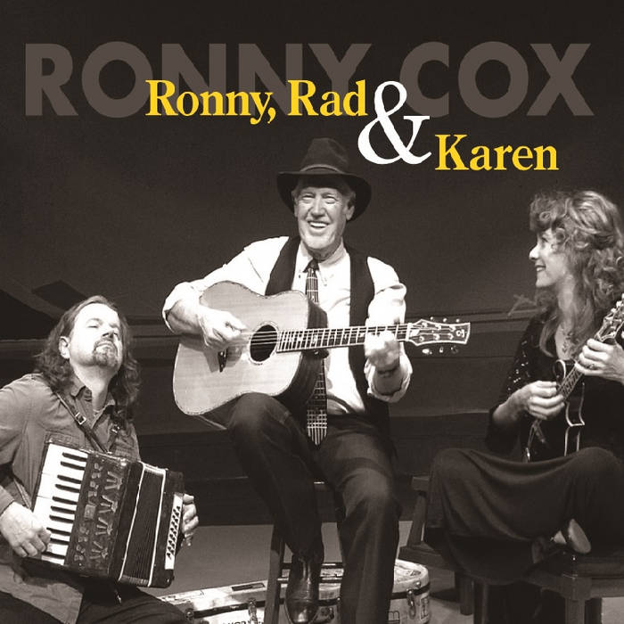 Ronny, Rad, and Karen cover art
