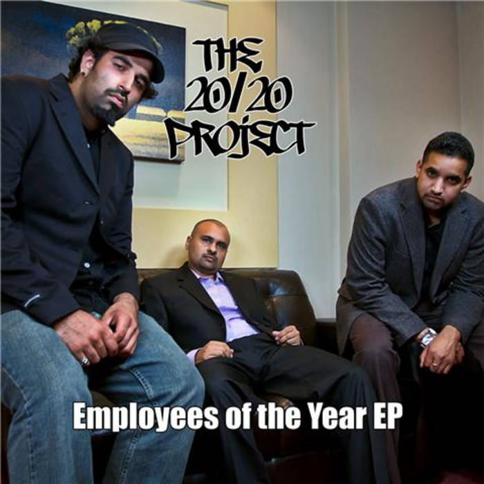 Employees of the Year (EP) cover art