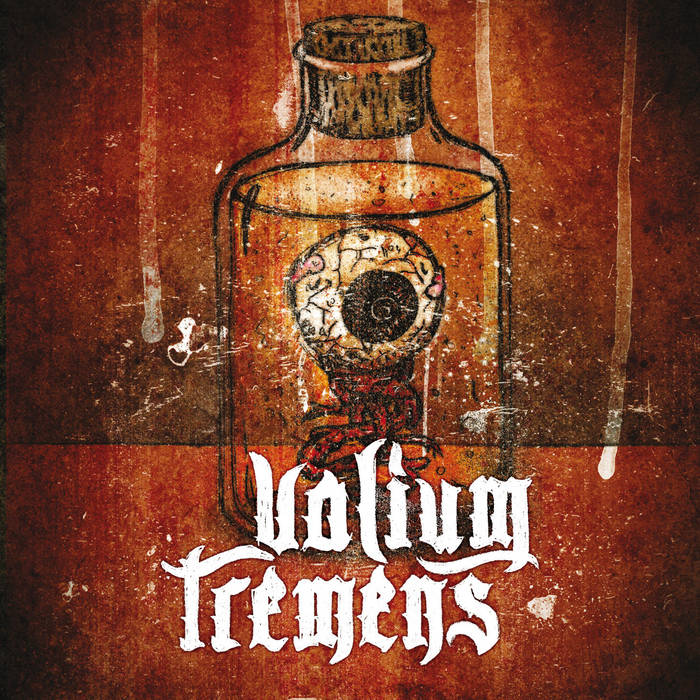 Valium Tremens EP 4 tracks cover art