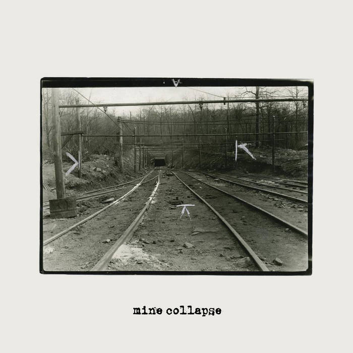 mine collapse ep cover art