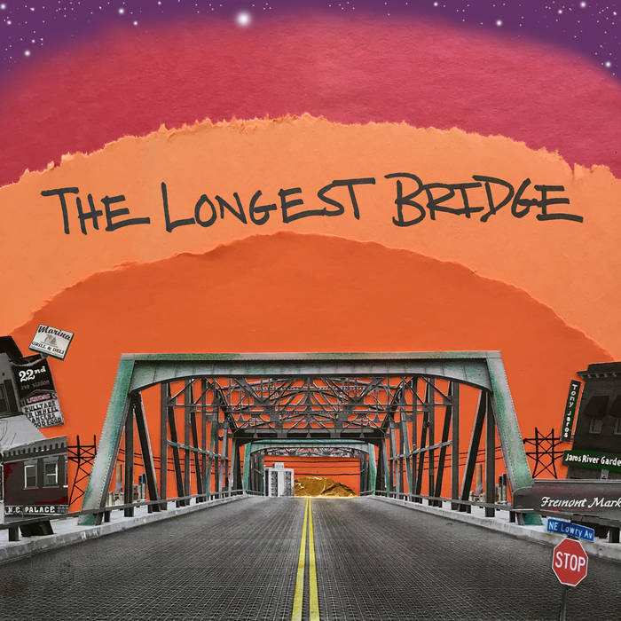 The Longest Bridge EP cover art