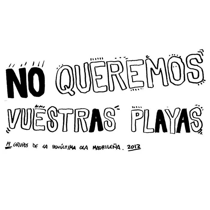 No Queremos Vuestras Playas cover art