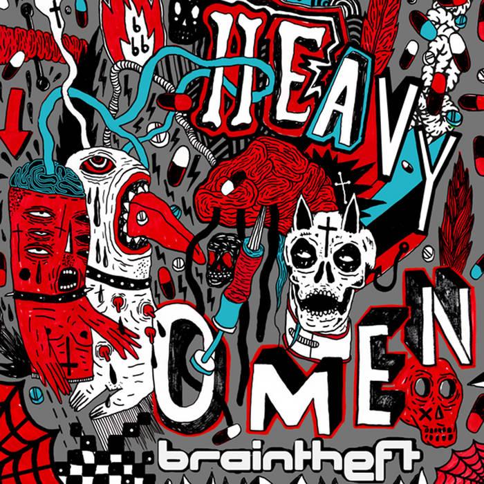 Heavy Omen EP cover art