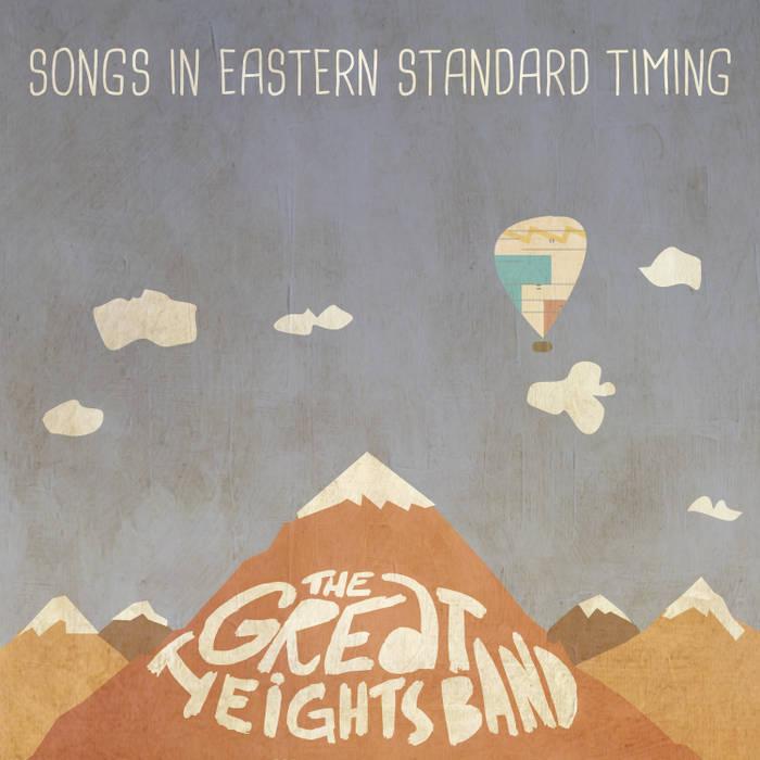 Songs in Eastern Standard Timing cover art