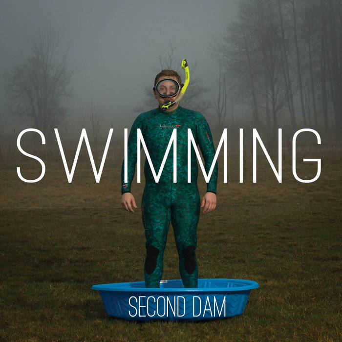 Swimming cover art