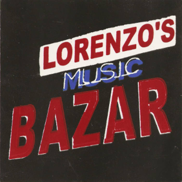 Bazar cover art