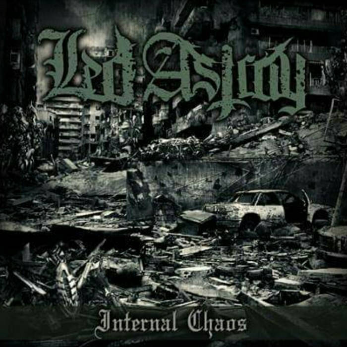 INTERNAL CHAOS- ep cover art