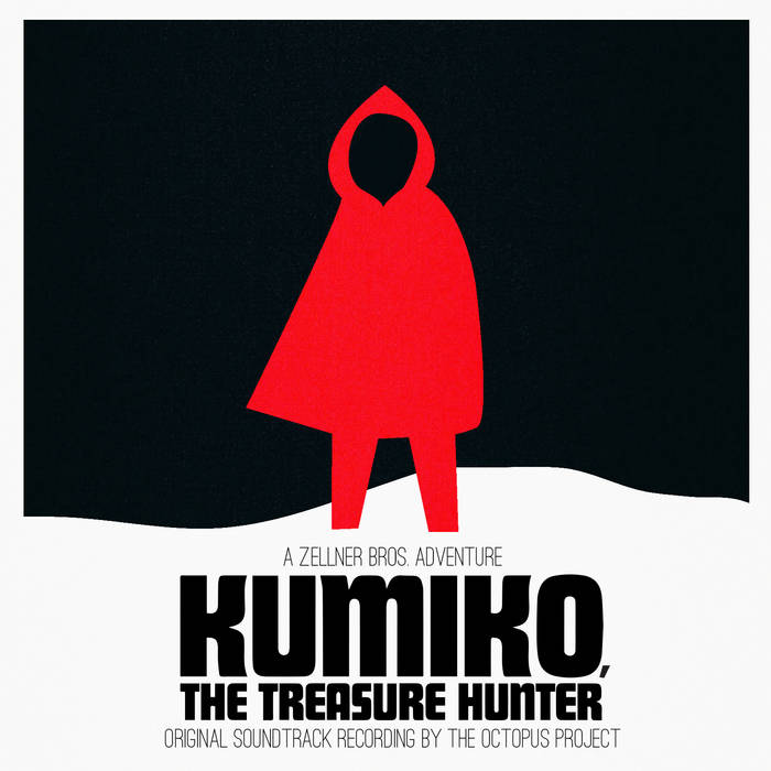 Kumiko, the Treasure Hunter (Original Soundtrack Recording) cover art