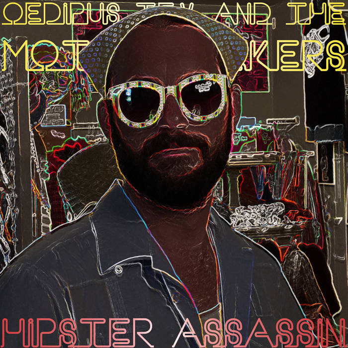 Hipster Assassin cover art