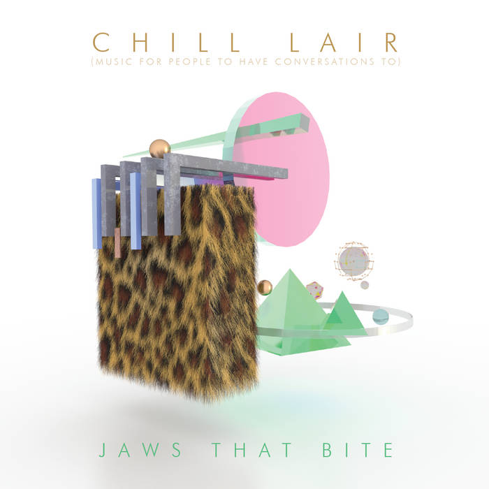 Chill Lair (Music for People to Have Conversations To) cover art