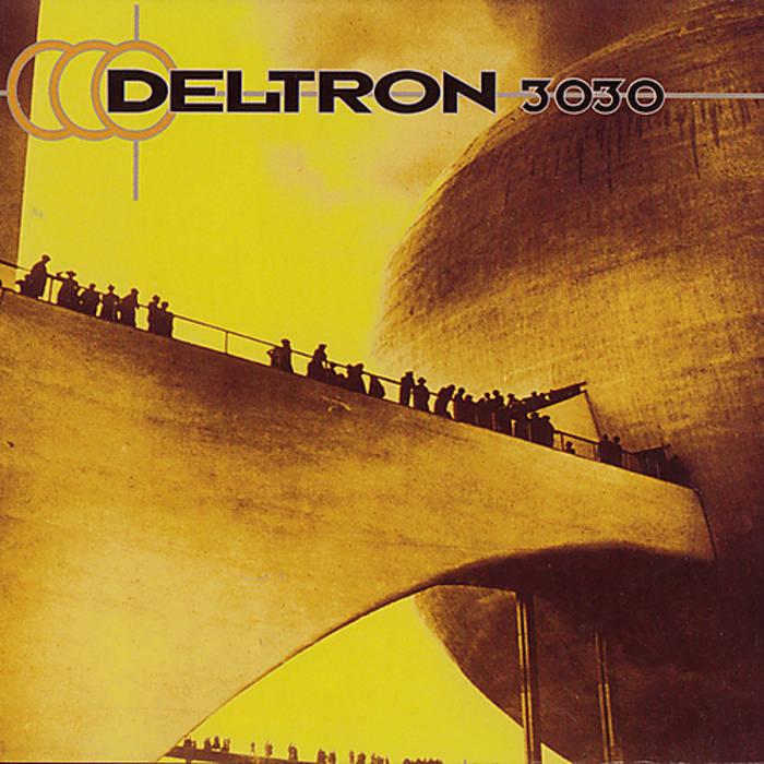 Deltron3030 cover art