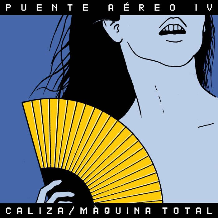 Puente Aéreo vol.4: Caliza + Màquina Total cover art