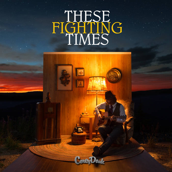 These Fighting Times cover art
