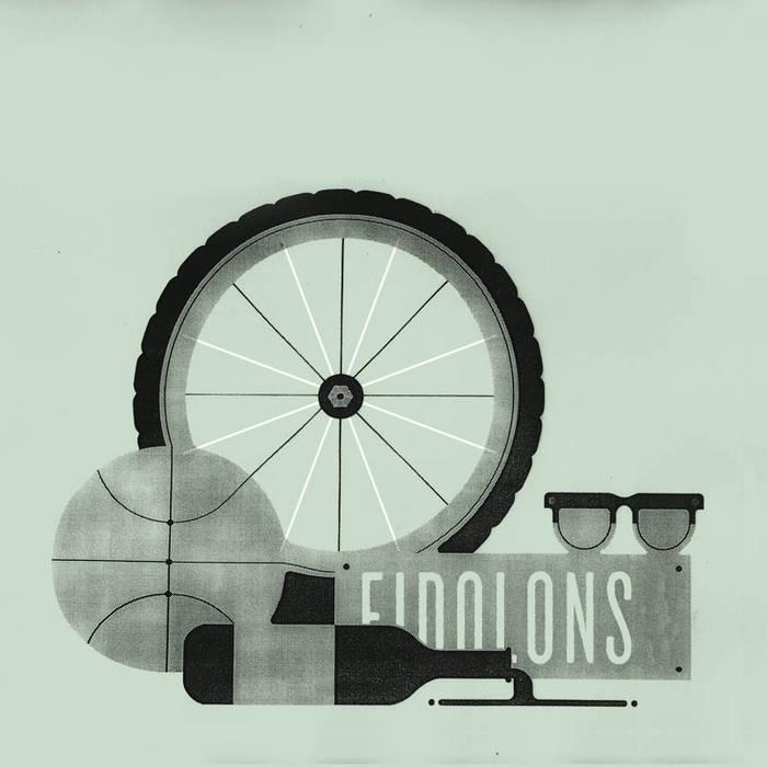 Eidolons EP cover art