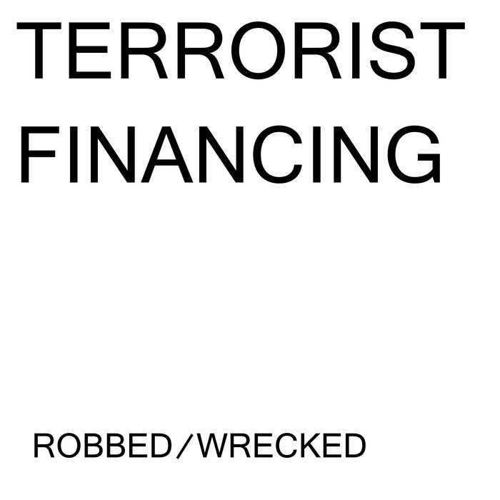 Robbed/Wrecked cover art