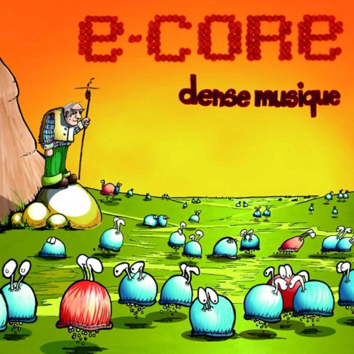 Dense Musique cover art