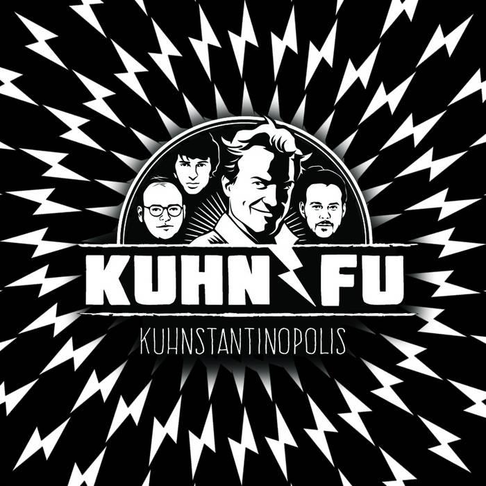 KUHNSTANTINOPOLIS cover art
