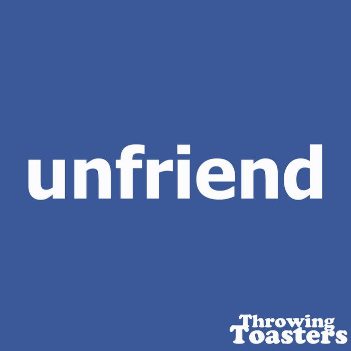 Unfriend cover art