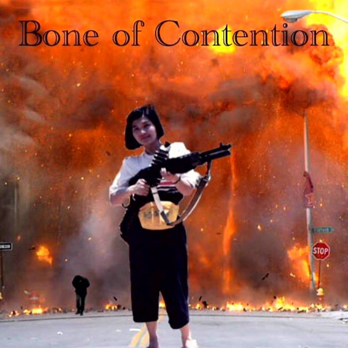 Bone of Contention cover art