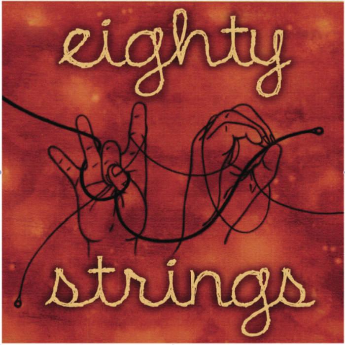 eighty strings cover art