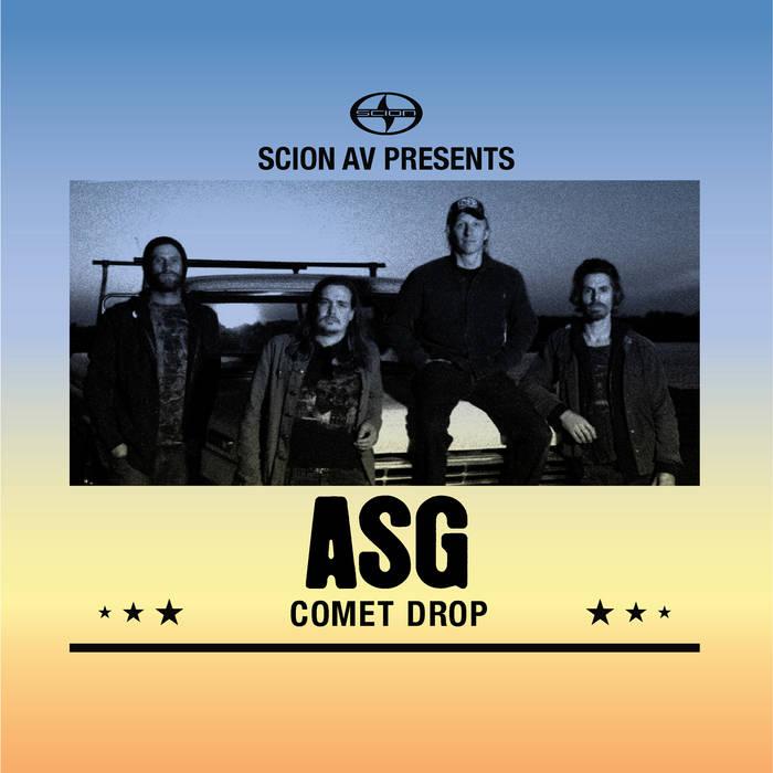 Scion AV Presents - Comet Drop - Single cover art